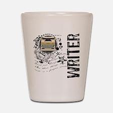 Writer Alchemy Shot Glass
