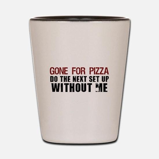 Pizza Shot Glass