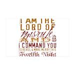 Lord of Misrule/Twelfth Night 38.5 x 24.5 Wall Pee