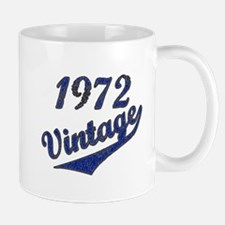Unique Vintage 1972 Mug