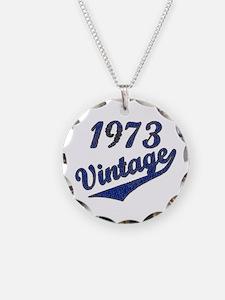 Unique Vintage 1973 Necklace