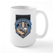 Sons of Ben Crest Mug