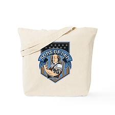 Sons of Ben Crest Tote Bag
