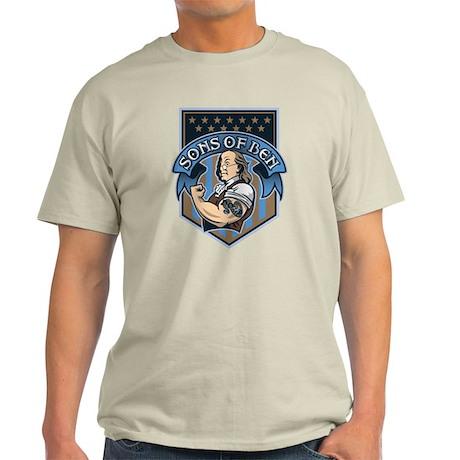 Sons of Ben Crest Light T-Shirt