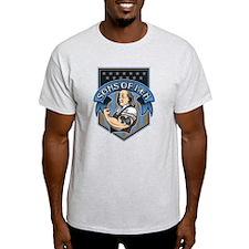 Sons of Ben Crest T-Shirt