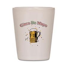Celebrate Cinco De Mayo with Shot Glass