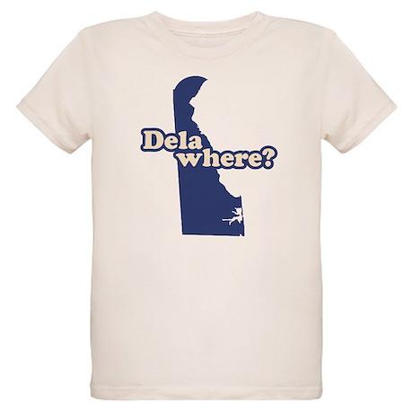 """Delaware"" Organic Kids T-Shirt"