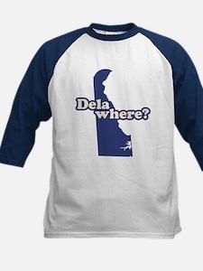 """Delaware"" Kids Baseball Jersey"