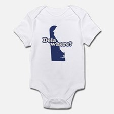 """Delaware"" Infant Bodysuit"