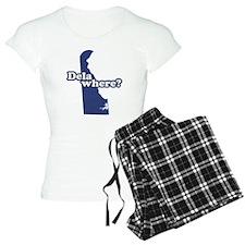 """Delaware"" pajamas"