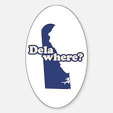 """Delaware"" Decal"