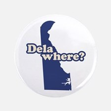 """Delaware"" 3.5"" Button (100 pack)"