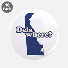 """""""Delaware"""" 3.5"""" Button (10 pack)"""