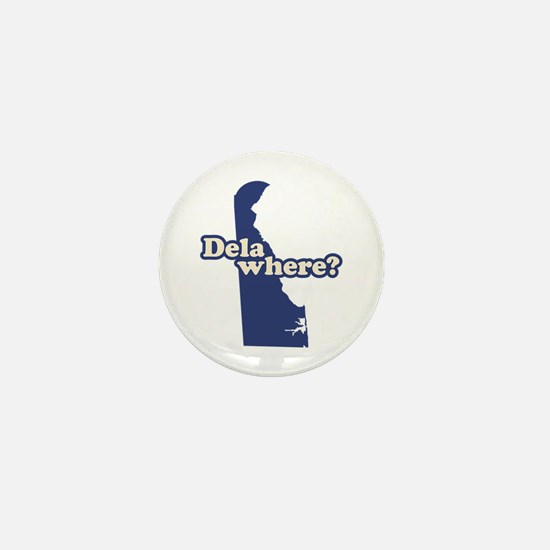 """""""Delaware"""" Mini Button"""