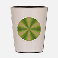 Spring Illusion Shot Glass