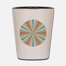 Summer Illusion Shot Glass