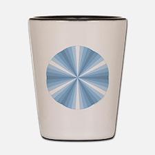 Winter Illusion Shot Glass