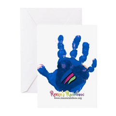 5/5/5 Warrior Anniversary Greeting Cards (Pk of 20