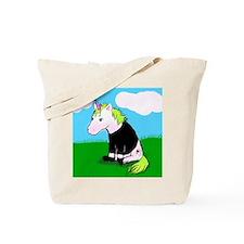 Dani The Unicorn (Cover Art) Tote Bag