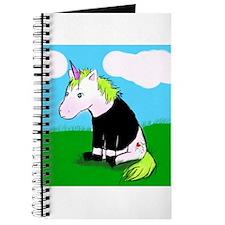 Dani The Unicorn (Cover Art) Journal