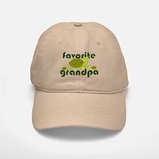 Favorite Grandpa Baseball Baseball Cap
