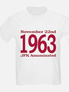 1963 - JFK Assassination T-Shirt