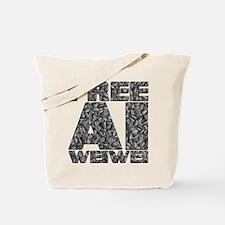 Free Ai Weiwei Tote Bag