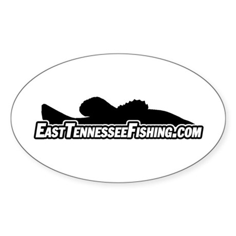 ETF Sticker (Oval)
