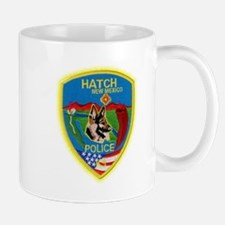 Hatch Police Canine Mug