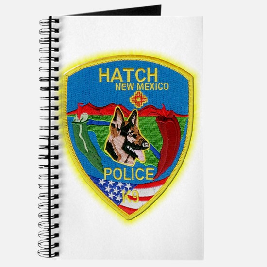 Hatch Police Canine Journal
