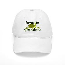 Favorite Grandma Baseball Cap