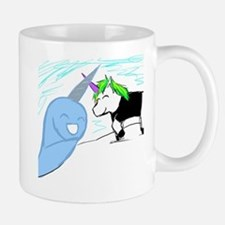 Dani the Unicorn and Neil the Narwhal Mug