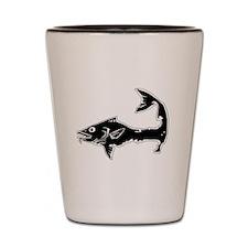 The Cape CodFish Shot Glass