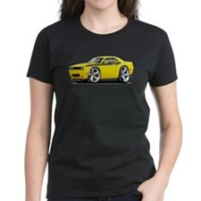 Challenger RT Yellow-Black Car Tee