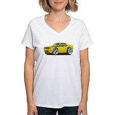 Challenger RT Yellow-Black Car Shirt