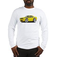 Challenger RT Yellow-Black Car Long Sleeve T-Shirt