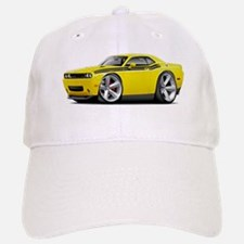 Challenger RT Yellow-Black Car Baseball Baseball Cap