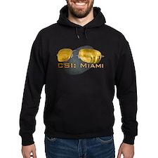 CSI Miami Caine's Sunglasses Hoodie