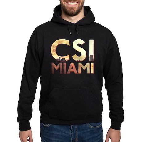 CSI Miami Skyline Hoodie (dark)