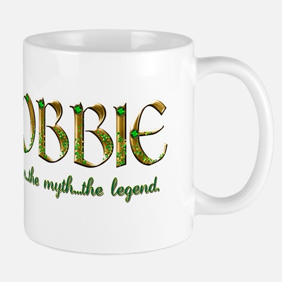 Robbie Mug