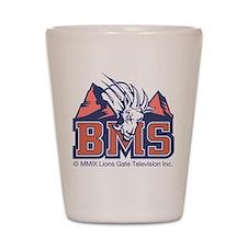 Blue Mountain State Shot Glass