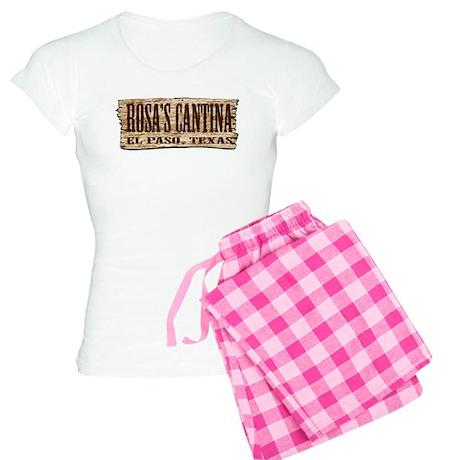 Rosa's Cantina Women's Light Pajamas