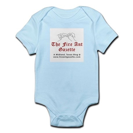 The Fire Antling Onesie Infant Bodysuit