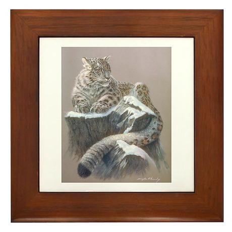 Animal Framed Tile