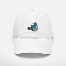 Ice Pack on Head Baseball Baseball Cap