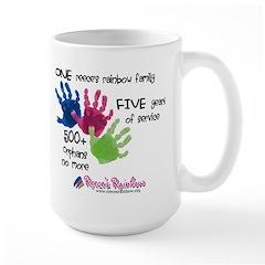 500+ Orphans No More Mug