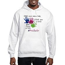500+ Orphans No More Hooded Sweatshirt