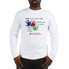500+ Orphans No More Long Sleeve T-Shirt