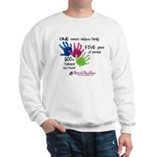 500+ Orphans No More Sweatshirt