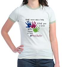 500+ Orphans No More Jr. Ringer T-Shirt